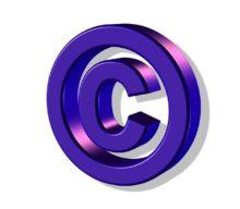 Simbolo Copyright: quando ha senso usarlo?
