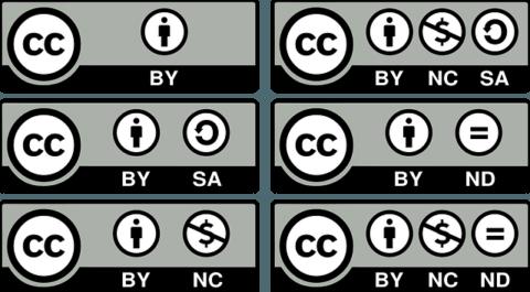 Licenza Creative Commons: fra Copyright e pubblico dominio
