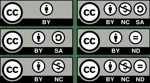 Licenza Creative Commons